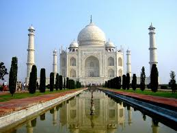 India | Taj Mahal, a mausoleum located in Agra | Photographer: Atamjeet  Singh,