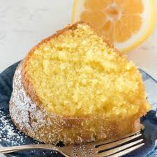Easy Lemon Butter Cake Crazy For Crust