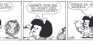 Quino: Las mejores viñetas de Mafalda
