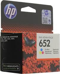 Купить <b>Картридж HP 652</b> F6V24AE с доставкой по цене 1090.99 ...