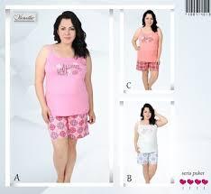 plus size short sets women single jersey plus size short pyjama set cheap short sets