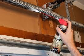garage door cleaning