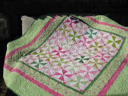 Pink and Green #1006 | Hand Made Quilts in Amarillo, Plano, Murphy ... & ... Handmade Quality Quilts Texas Amish Appalachian Adamdwight.com