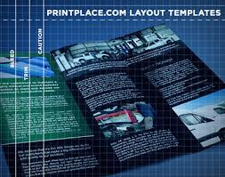 Templates For Brochures Free Download Brochures Templates Free Download Printplace Com