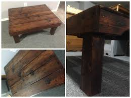 Bear Coffee Table Bear Claw Pallet Coffee Table O Pallet Ideas O 1001 Pallets