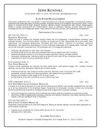 Shift Manager Resume Enchanting Restaurant Shift Manager Resumes Radiovkmtk