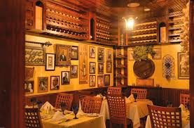 Room Wall Interior Decoration of Cafe Vico Restaurant, Fort