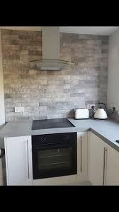 muralla grey brick wall tile