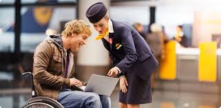 lufthansa services for passengers with reduced mobility or other special needs