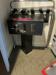 pedestal style safe at bay lake towers one foot rule on top gives a sense