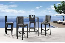 zuo modern outdoor bar stools
