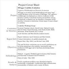 Cover Sheet Sample Magdalene Project Org