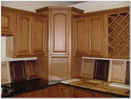 Kitchen Corner Kitchen Corner Wall Cabinet Ideas Cabinet Home Decorating