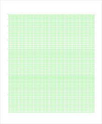 Printable Graph Paper Full Page Green Download Them Or Print