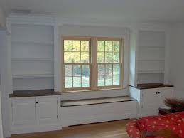 built ins around window in 28 perfect built in bookcases around windows yvo