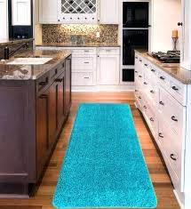 trend turquoise kitchen rugs teal medium size of rug gel floor mats for