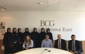 Boston Consulting Group Dbw Business Students Get Primer On Management Consulting At Boston