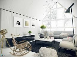 Living Room Design: Silver Design Ideas - Modern Living Room Design