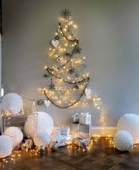 Christmas Decorations For The Wall Christmas Wall Tree Decoration Holiday Decor Washi Tape Tree Wall