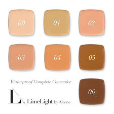 Limelight By Alcone Concealer Chart What Limelight By Alcone Concealer Works For You