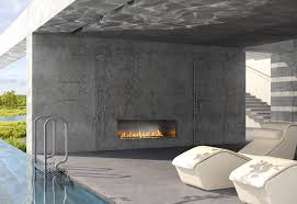 outdoor fireplace linear fireplace natural gas fireplace