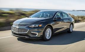 2016 Chevrolet Malibu LT 1.5-liter Test – Review – Car and Driver