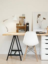 25 best desks images on desks extra storage and ikea alex intended for white wood desk