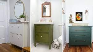 50 Ikea Hemnes Bathroom Vanity Hack Ikea Hemnes Bathroom Decor Colors Diy Ikea Hacks