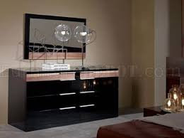 black lacquer bedroom furniture. black lacquer finish contemporary bedroom set wcurved headboard furniture
