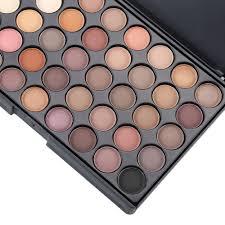 dels about cosmetico opaco ombretto crema makeup palette scintillante set 40 colore fd2f