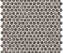 <b>Dwell</b> Greige Hexagon: Wall Tile Decorations - <b>Atlas Concorde</b>