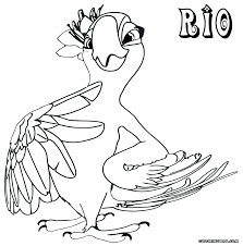 Small Picture Rio coloring pages Coloring pages to download and print