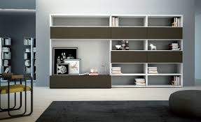 contemporary living room wall unit storage ideas built cabinets for rooms 6