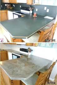 diy concrete overlay countertop concrete overlay vanity makeover