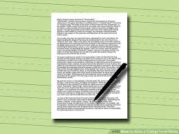 how to write a college level essay steps pictures  image titled write a college level essay step 6