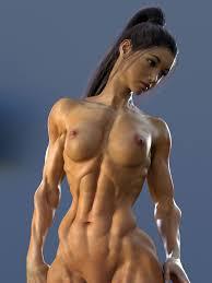 nude muscle women pics