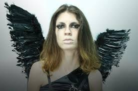 dark angel makeup video