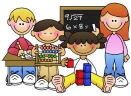 Resultado de imagem para crianças estudando e seus cadernos