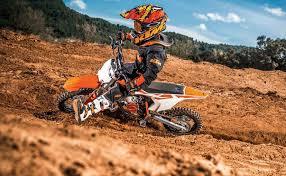 ktm announce electric motocross bike e mini ndtv carandbike