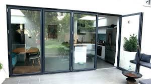 bi folding patio doors folding patio door amazing bi fold patio door for bi fold