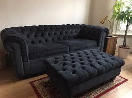 chesterfield sofa bed. Wonderful Chesterfield Debenhams Large Velour U0027Chesterfieldu0027 Sofa Bed In Chesterfield Sofa Bed F