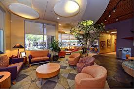Scottsdale Medical Office Waiting Room 55 TLC Interior Design