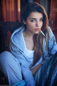 877 best Smoking woman images on Pinterest