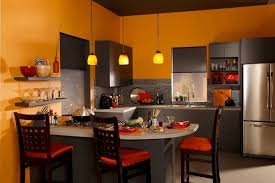 Simple Modern Kitchen Wall Colors Paint Ideas And Cabinets With