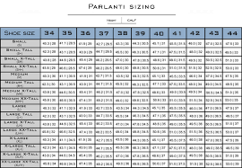 Animo Show Jacket Size Chart Parlanti Measurement Tables Solea Equestrian