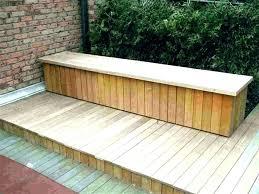 outdoor storage bench waterproof waterproof outdoor storage bench waterproof plans