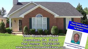 2990 Blanchard Place Columbus Ga Homes For Rent Youtube