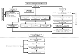 Management Flow Chart Download Scientific Diagram
