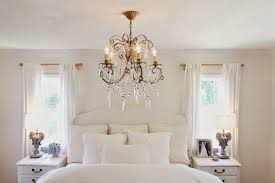 white bedroom chandelier. Unique White Delightful White Chandeliers For Bedrooms 6 Master Bedroom Within  Marvellous Your Home Concept On Chandelier W