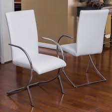 Brown Leather Dining Room Chairs White Leather Dining Room Chairs With Arms Dining Chair Arms